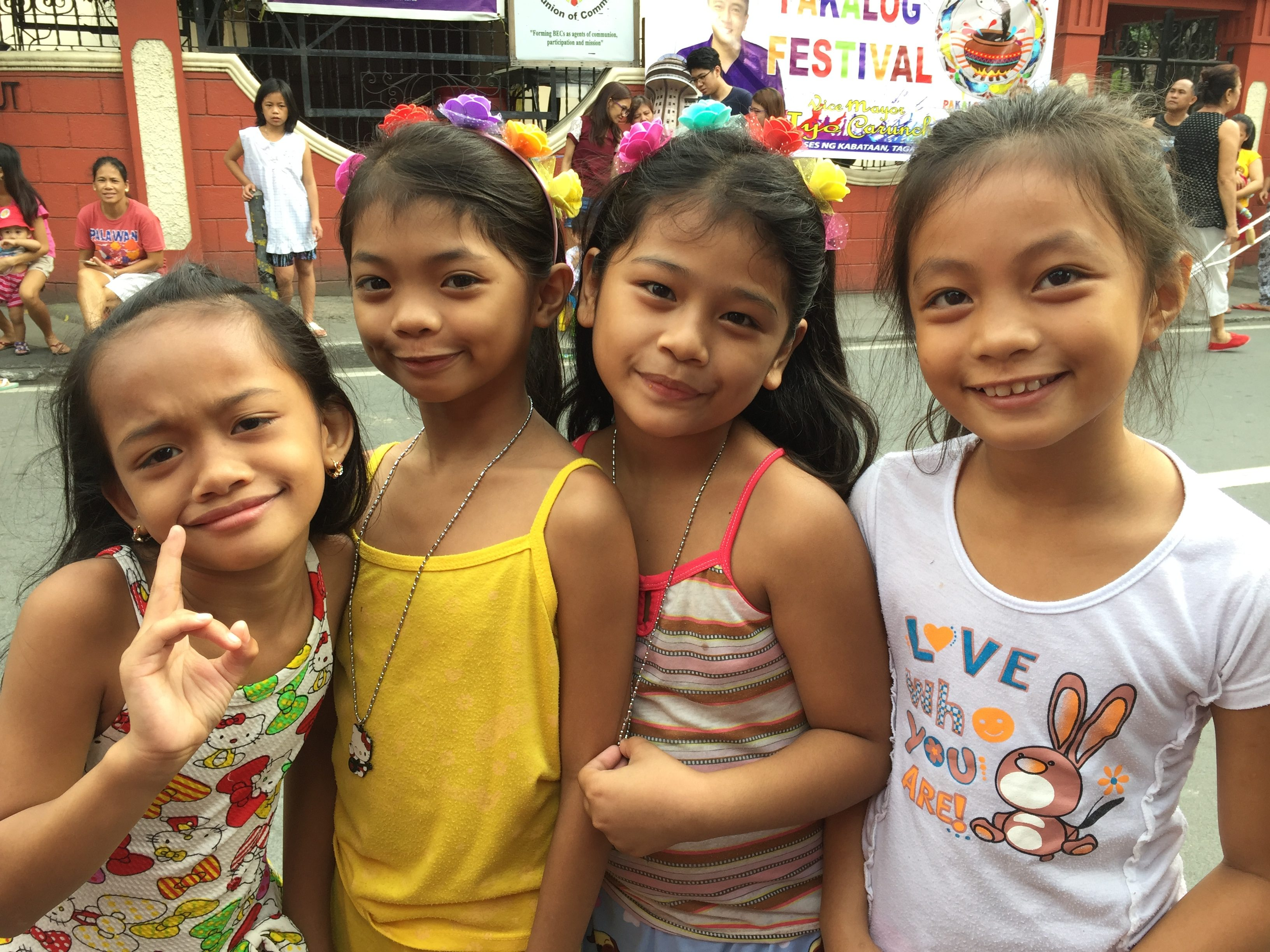 children of the philippines